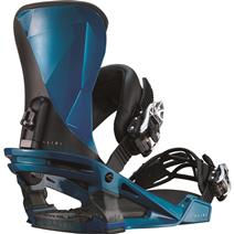 Salomon Alibi Snowboard Bindings - Blue