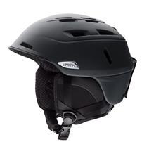 Smith Camber Men's Ski Helmet - Matte Black