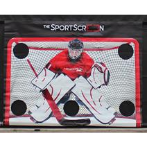 The Sportscreen Generic Hockey Target