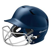 Easton Z5 Solid Senior Baseball Batting Helmet With Mask