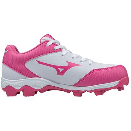 9e21b79fa12f Mizuno 9-Spike Advanced Finch Franchise 7 Youth Molded Baseball ...