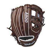 "Wilson A900 Pedroia Fit 11.5"" Fielder's Baseball Glove"
