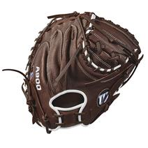 "Wilson A900 12.5"" Catcher's Baseball Mitt"