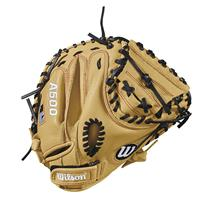 "Wilson A500 32"" Catcher's Baseball Mitt"