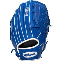 "Wilson A500 Blue Jay Glove 12"" Fielder's Baseball Glove"