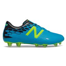 New Balance Visaro 2.0 LE Boy's Soccer Cleats - Maldives / Hi-Lite
