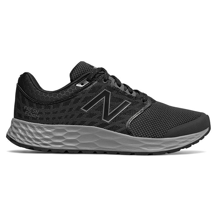 Balance New Sport La Du Source De 1165v1 Noir Chaussures Argent tqgfwf