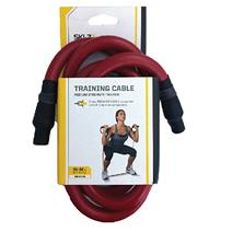 SKLZ Training Cable Medium 50-60lb, Red