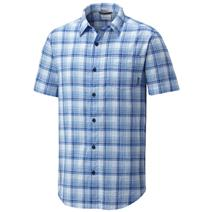 Columbia Under Exposure Yarn-Dye Men's Short Sleeve Shirt