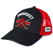 Casquette Built To Play de DSC Hockey