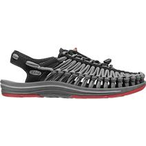 Keen Uneek Flat Men's Sandals - Black