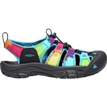 Keen Newport Retro Men's Sandals - Original Tie Dye
