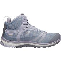 Keen Terradora Mid Waterproof Women's Hiking Shoes - Dapple Grey
