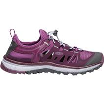 Keen Terradora Ethos Women's Hiking Shoes - Grape Wine