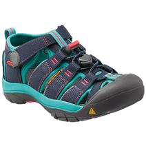 Keen Newport H2 Youth Sandals - Midnight Navy