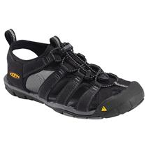 Keen Clearwater CNX Men's Sandals - Black / Gargoyle