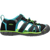 Keen Seacamp II CNX Youth Sandals - Black