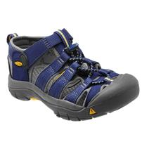 Keen Newport H2 Youth Sandals - Blue / Gargoyle