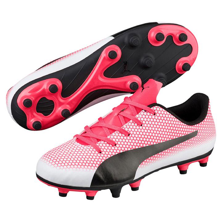 Puma Spirit FG Junior Soccer Shoes  d295ba3aa