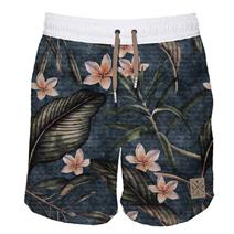 Short de bain Tropical Denim de Teamltd pour hommes