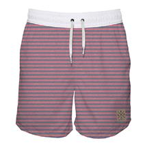 TEAMLTD Horizontal Stripe Men's Swim Shorts
