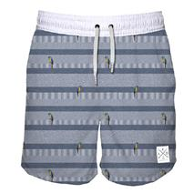 TEAMLTD Parrot Men's Swim Shorts