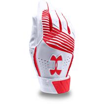 Under Armour Clean Up Youth Baseball Batting Gloves