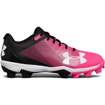 Chaussures à crampons de baseball moulées basses Leadoff RM de Under Armour pour junior