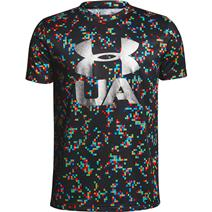 Under Armour Printed Crossfade Boy's Tee