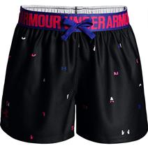 Under Armour Printed Play Up Girls Shorts