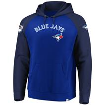 Majestic MLB With Attitude Men's Hoodie - Toronto Blue Jays