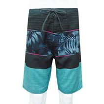 Boardshort Floral Extensible De Burnside