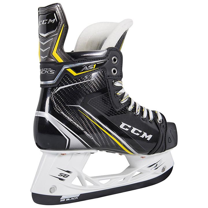 83e49983f92 CCM Super Tacks AS1 Senior Hockey Skates