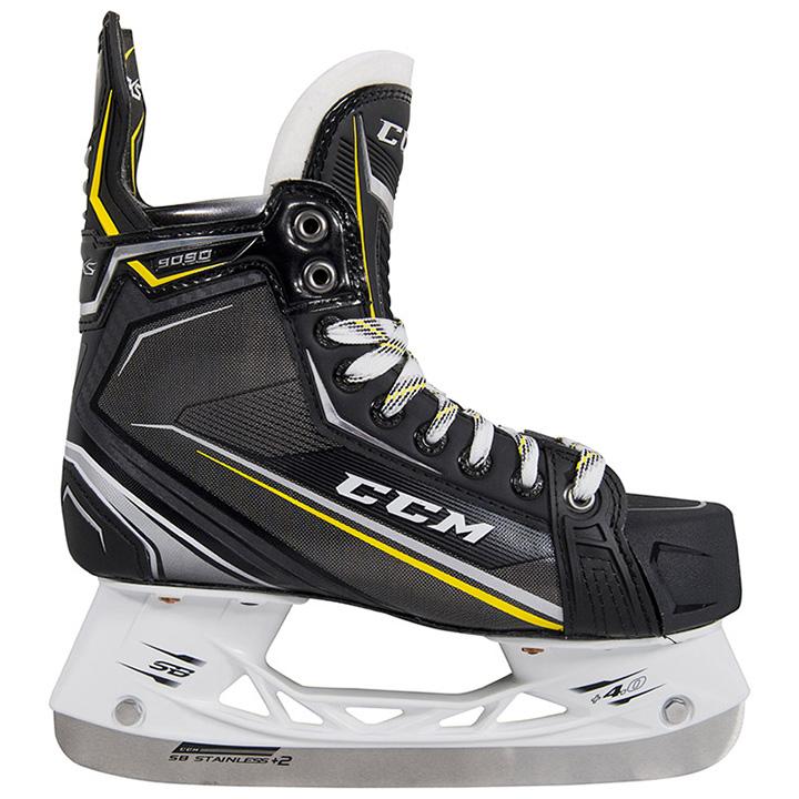 3c07d8526cf CCM Tacks 9090 Junior Hockey Skates