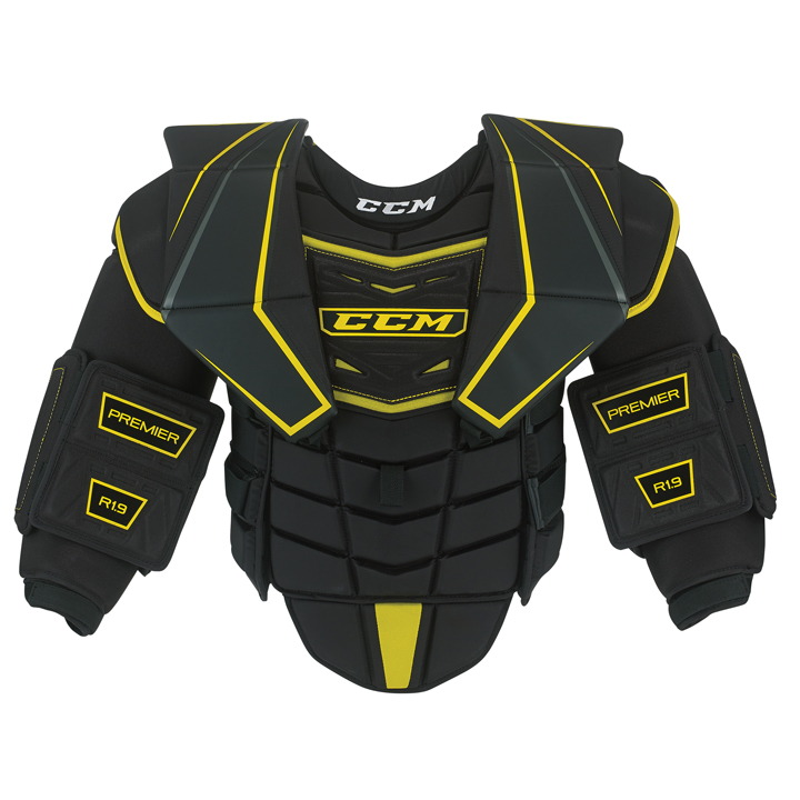 eb413553a29 CCM Premier R1.9 Senior Goalie Chest And Arm Protector