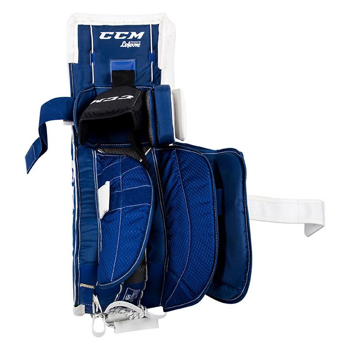 CCM Premier P2 5 Junior Goalie Pads - Source Exclusive