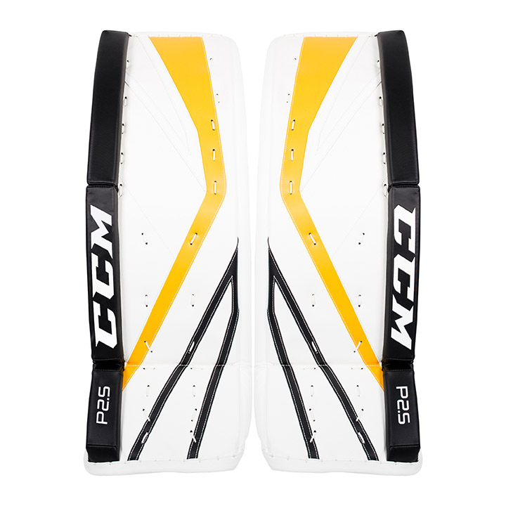 d539969b84f CCM Premier P2.5 Senior Goalie Pads - Source Exclusive