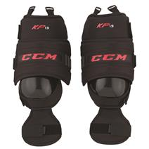 CCM KP1.9 Intermediate Goalie Knee Protectors