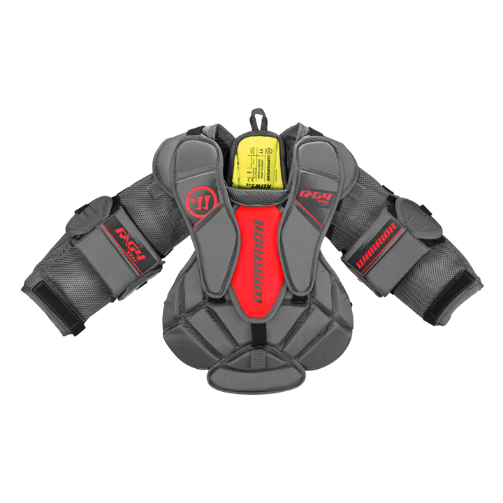 Warrior Ritual G4 Youth Goalie Chest & Arm Protector | Source For Sports