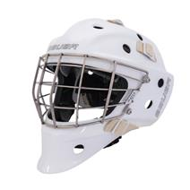 Bauer NME VTX Senior Goalie Mask - White