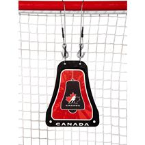 Hockey Canada Metal Bell Shooting Target