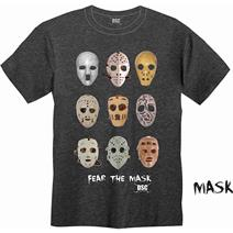 DSC Hockey Mask Men's T Shirt