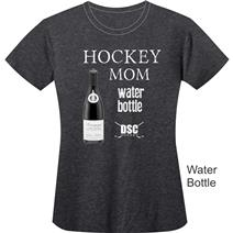 T-Shirt Water Bottle De DSC Hockey Pour Femmes