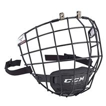 CCM 580 Wire Hockey Facemask - Black
