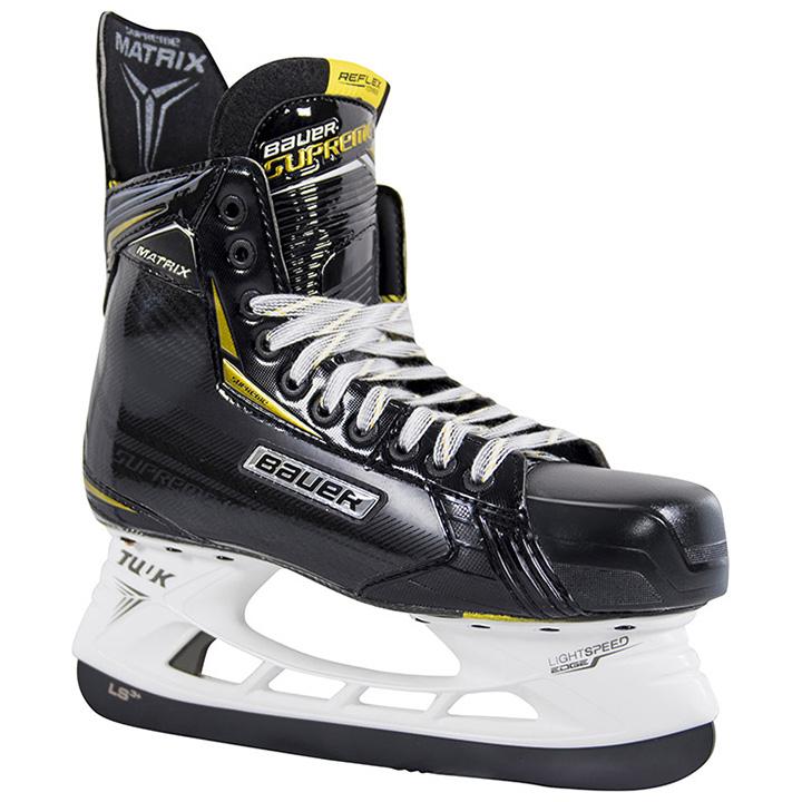 Bauer Supreme Matrix Senior Hockey Skates 2018 | Source For Sports