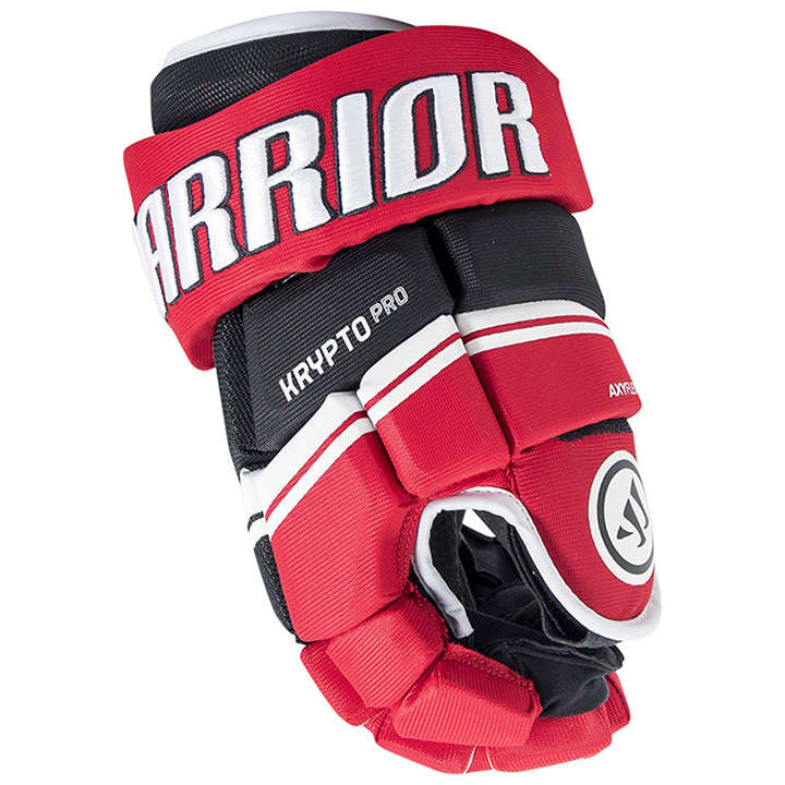 Warrior Krypto Pro Junior Hockey Gloves | Source For Sports