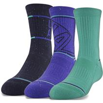 Under Armour Phenom Girl's Crew Socks
