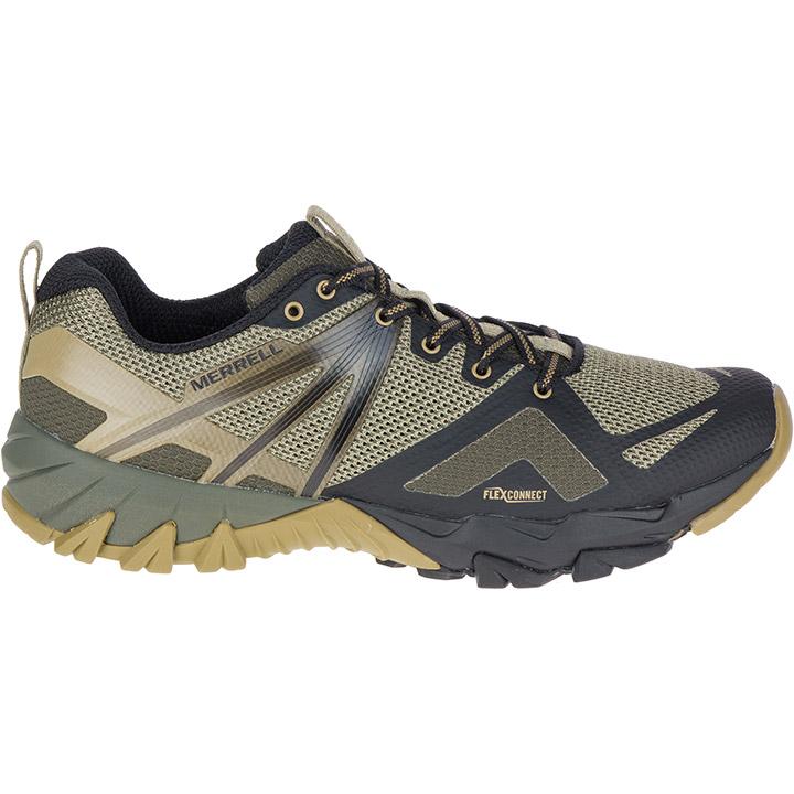 ef7e1420c883 Merrell MQM Flex Men s Hiking Shoes - Dusty Olive