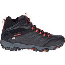 Merrell Moab FST Ice+ Thermo Men's Winter Boots - Black/Orange
