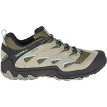 Merrell Chameleon 7 Limit Women's Waterproof Hiking Shoes - Dusty Olive